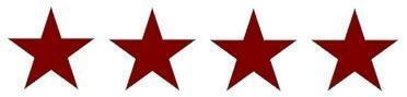 fire stjerner